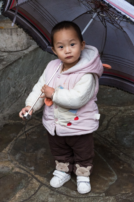 [© Clarity by Judy Hill Lovins is described with China, Fine Art, Color, Vertical, Portrait, Child, Umbrella hit 2626 rate ]